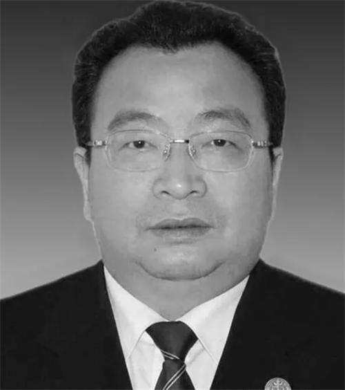 何齐(图据巴中市中级人民法院官方微信)