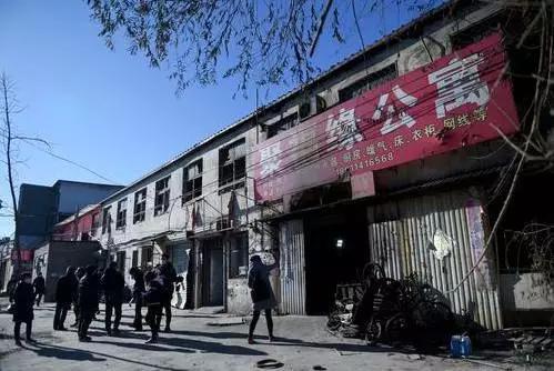 聚福缘公寓外景(11月26日摄)。