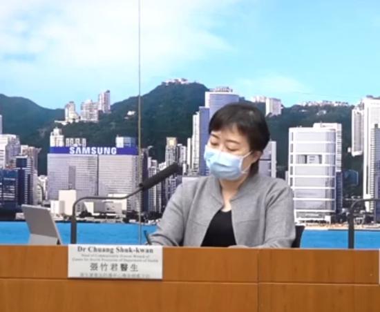 香港新增74例确诊病例 本地确诊病例中20例源头不明