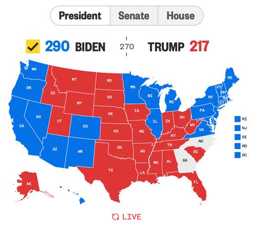 """""""10月惊奇""""之后,美国迎来""""11月危机""""?"""