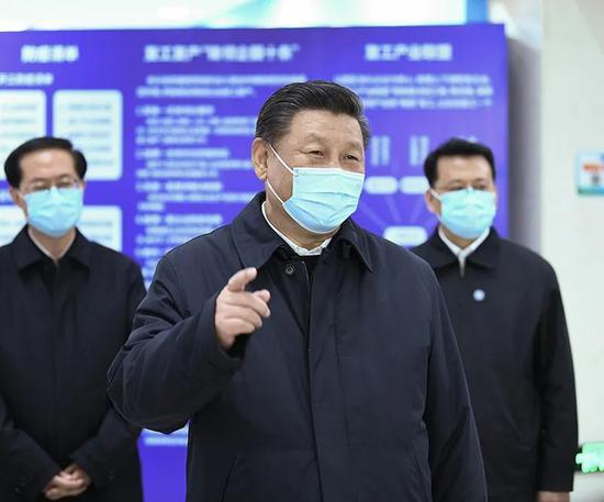 如何看待中国经济?习近平告诉你图片