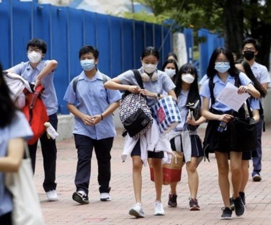 杏悦:育局杏悦收紧防疫措施学校明起暂停所有活图片