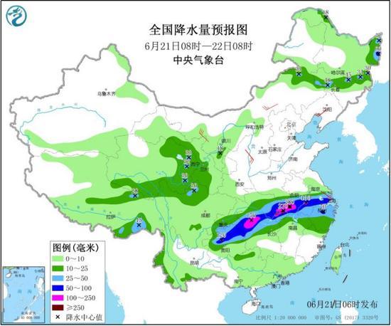 贵州湖南湖北安徽等地强降雨难止 暴雨黄色预警高挂图片