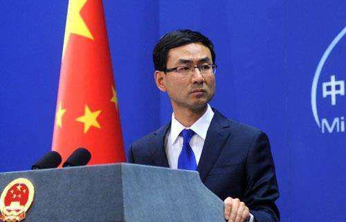 中方:想恫吓让中国屈服 历史没成功过今天也不会