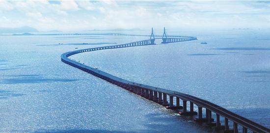 中国工程院院士林元培 中国造桥技术远没达到极限