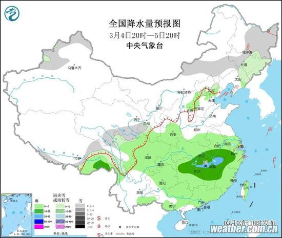 又一轮冷空气在路上!陕西局地将有中雪+降温8℃!西安这些地方要停电