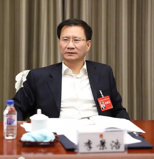 候补中央委员、吉林省委常委、统战部部长李景浩,补选为吉林省政协副主席