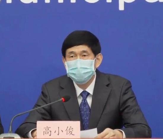 北京市卫健委:疫情高发区人员尽量不要到北京来