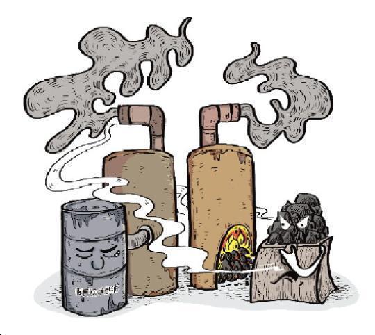 """新型污染案:有毒危废化身""""煤改油""""燃料热销市场天成娱乐平台"""