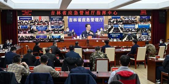 三年三次职务调剂,中候补景俊海任吉林省委布告(图2)