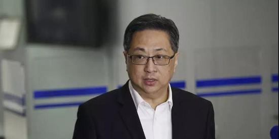 香港警务处处长卢伟聪(资料图)