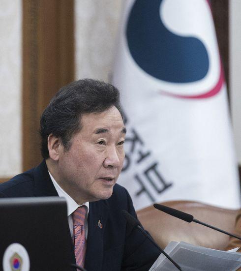 ▲韩国总理李洛渊 资料图