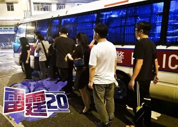 「博猫代理」代号雷霆2020博猫代理行动港警图片