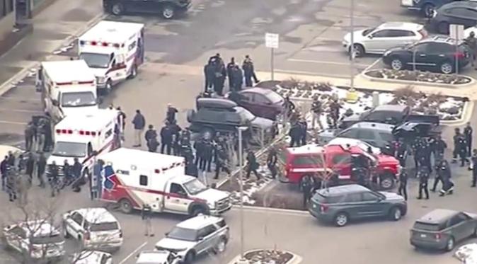 美国科罗拉多州枪击案已致10人死亡 遇难者包括警察