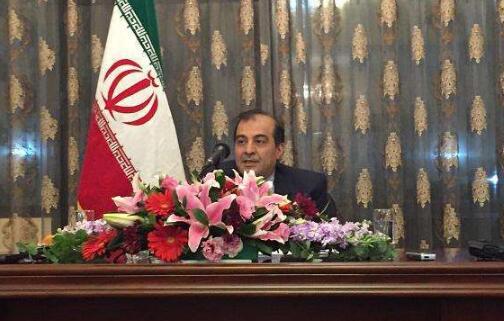 伊朗驻华大使哈吉