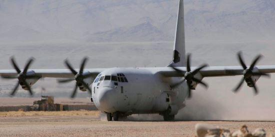 C-130军用运输机(资料图)