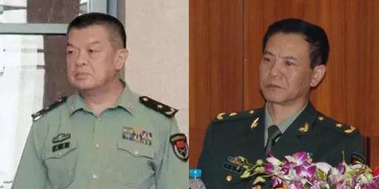 △宋丹(左),李曉峯(右)(圖來自澎湃新聞)