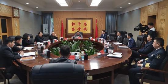 阚保勇任湖南省郴州市委副书记图片