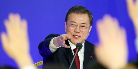 文在寅:朴槿惠身体差我也担心 但国民不同意赦免她