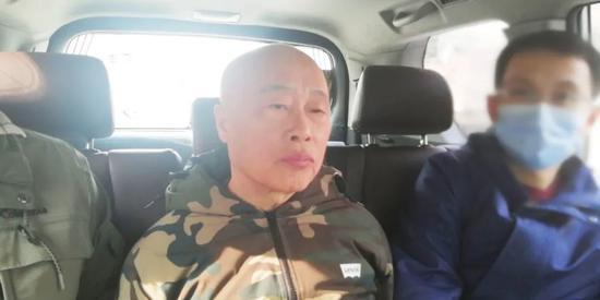 潜逃16年的黑龙江伊春市原市委书记吴杰凯被抓获归案图片