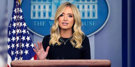 美媒:特朗普时期白宫新闻秘书麦克纳尼加入福克斯新闻