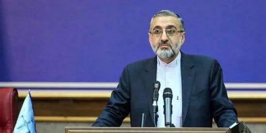 伊朗司法部发言人埃斯迈利