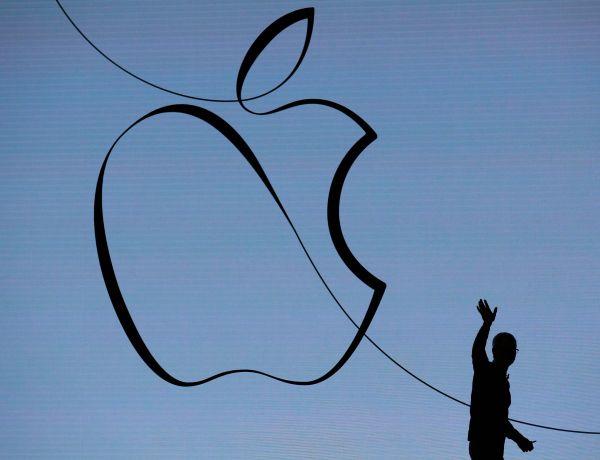 资料图片:美国企业受贸易战影响的不仅仅是苹果公司。(法新社)