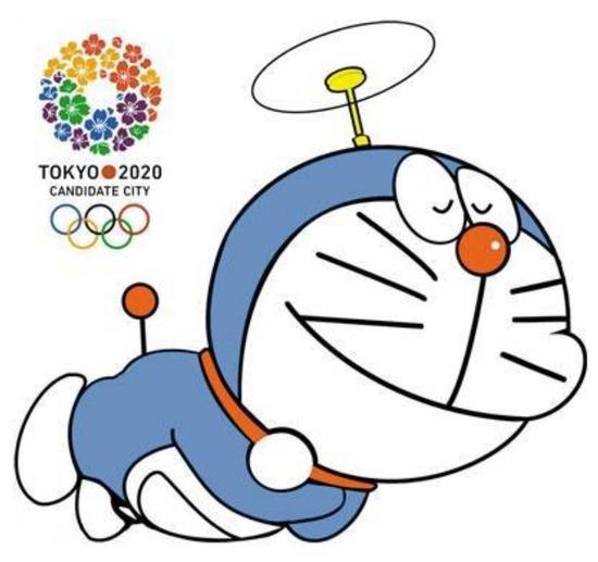 日本各方筹备东京奥运会 动漫元素贯穿始终