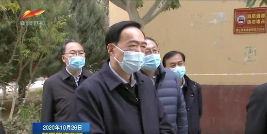 新疆自治区党委书记赴疏附县 提了这些要求图片