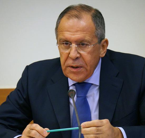 俄罗斯联邦外交部部长 谢尔盖·拉夫罗夫
