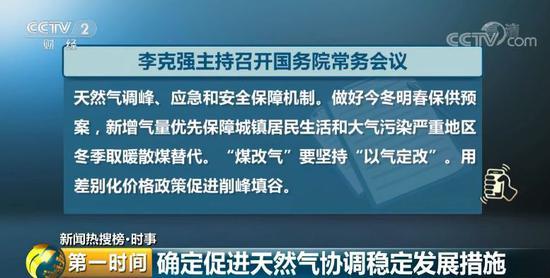 国务院常务会定了四件大事 件件信息量巨大洪辰的图片