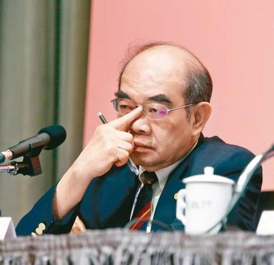 ▲台教育部门负责人吴茂昆