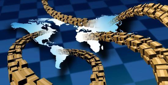 """中国""""战疫"""" 考问全球产业链图片"""