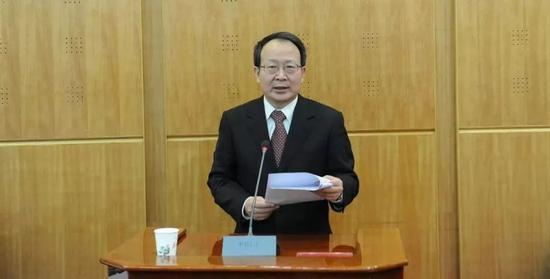 中央候补委员李晓波卸任太原市长,张新伟接棒图片