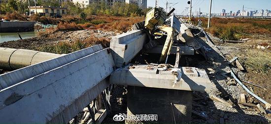 铁路桥事故后 天津滨海新区部署建筑领域安全生产大排查行动图片