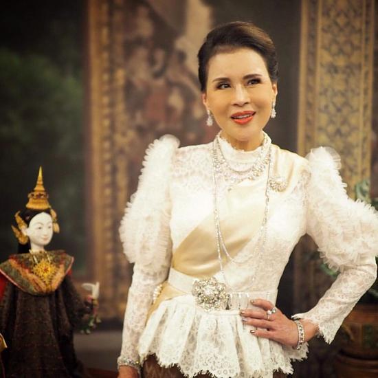 乌汶叻公主 图自泰媒