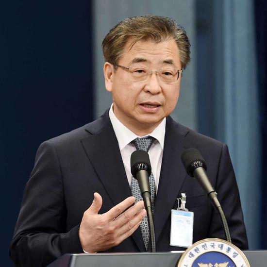 徐薰将调任国家安保室长(纽西斯通讯社)