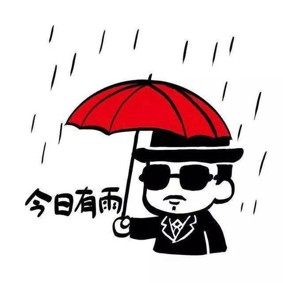 北京今日凄风冷雨绵绵 雨后气温持续走低图片