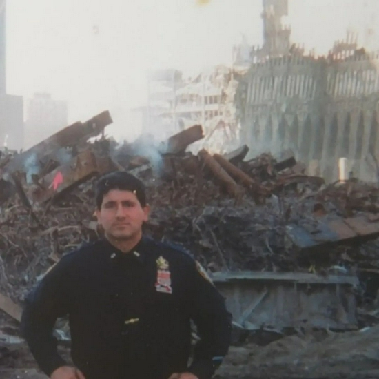 """对话""""9-11""""见证者:""""目之所及尽是废墟"""""""