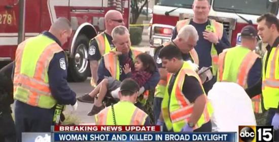 雪佛兰车中的5人和男友均受轻伤,但受害人因失血过多不幸身亡。
