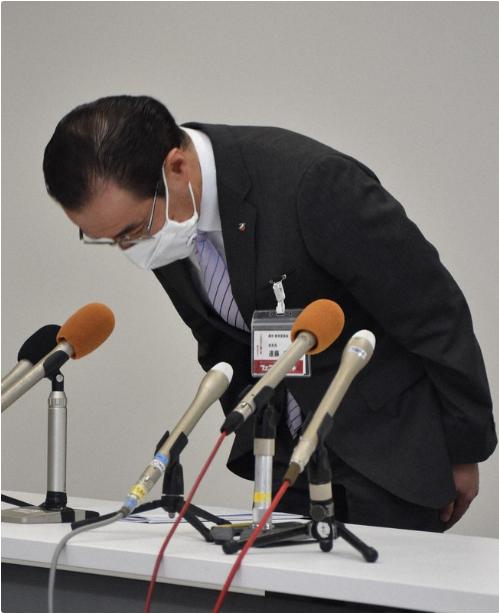 """日本官员妄言""""需中美开战来解决新冠危机"""" 如今致歉"""