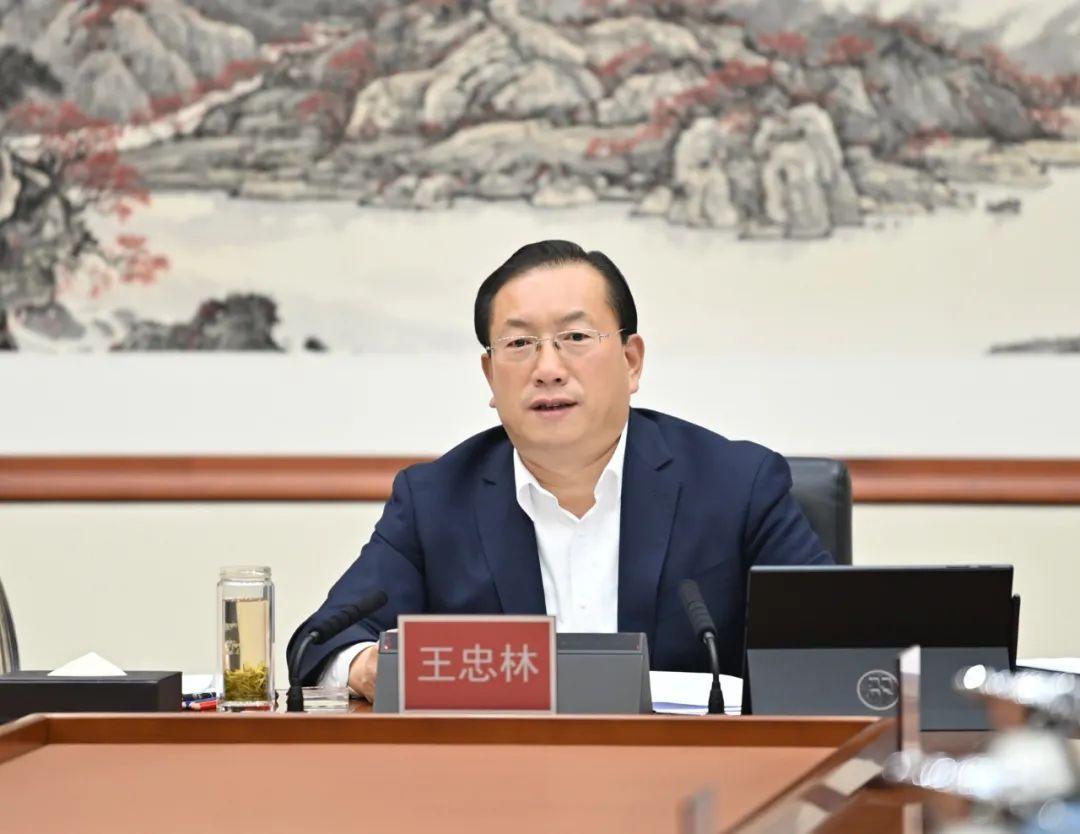 武汉市委书记王忠林:绝不让市民吃二遍苦、受二茬罪图片