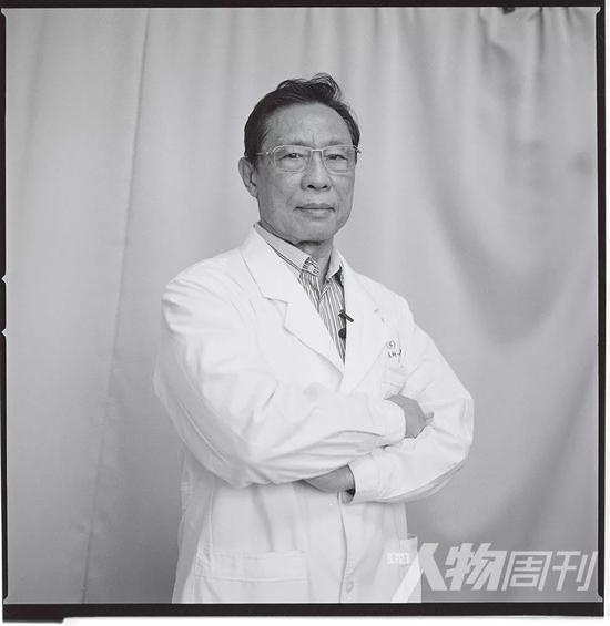 钟南山:守责才是最大的政治