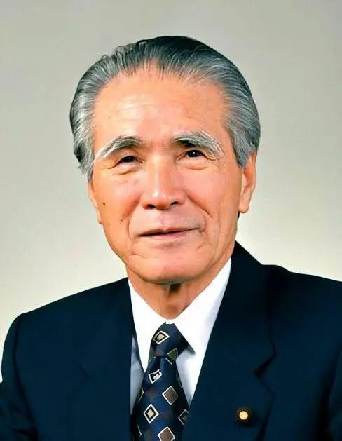 日本前首相 村山富市