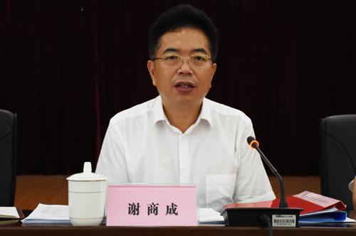 县委书记不幸殉职后,搭档6年的县长接任