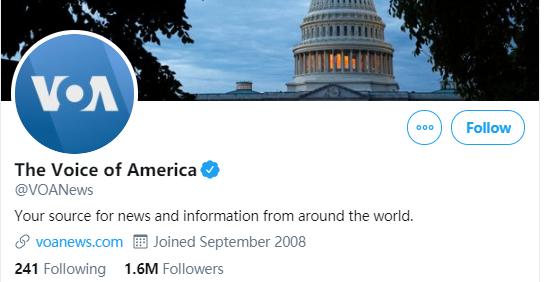 """神奇:直播大熊猫被打成""""国家政治宣传"""",但美国之音不是……"""
