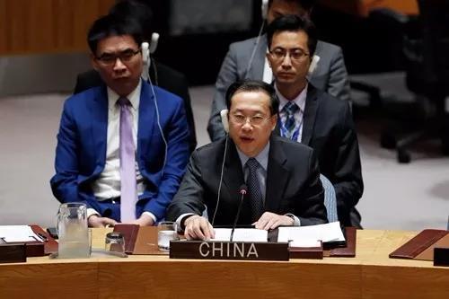 安理会就谴责美国决议草案投票 中国站在哪一边?乞丐也难当