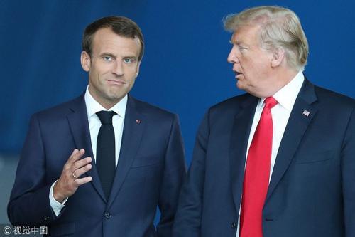 特朗普又被欧洲盟友嫌弃:过半法国人称他太糟