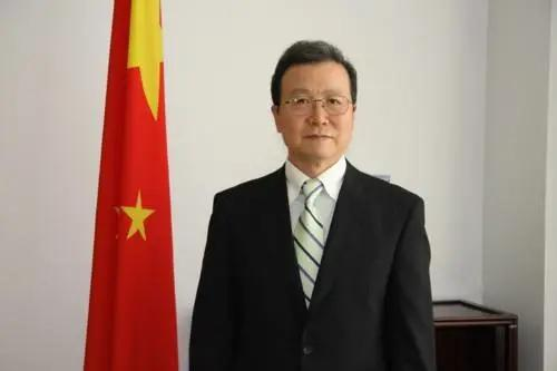[杏悦]任职最长的中国驻日大杏悦使有图片