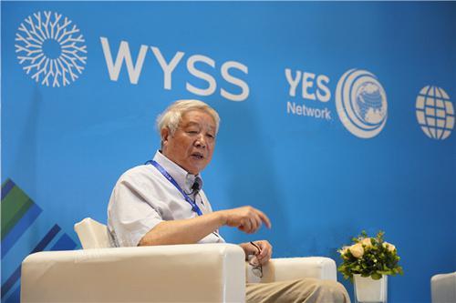 中科院院士金振民。图片来源:温州新闻网